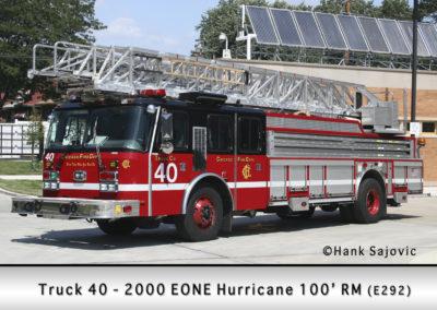 Chicago FD Truck 40