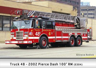 Chicago FD Truck 48