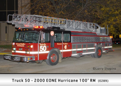Chicago FD Truck 50