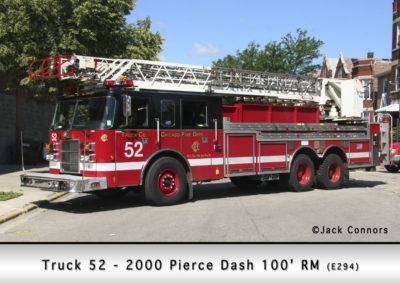 Chicago FD Truck 52