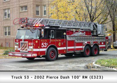 Chicago FD Truck 53
