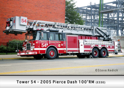 Chicago FD Tower 54