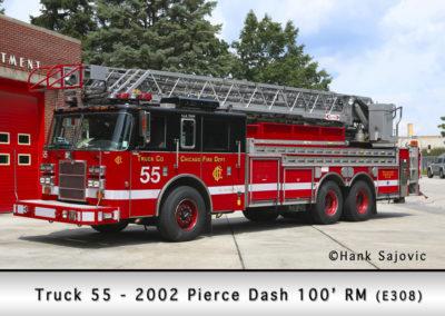 Chicago FD Truck 55