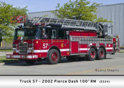 Chicago FD Truck 57