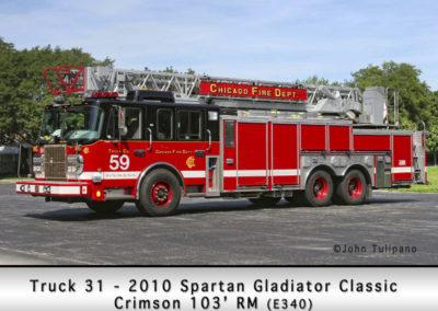 Chicago FD Truck 59