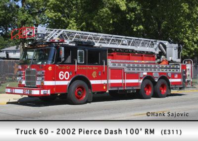 Chicago FD Truck 60