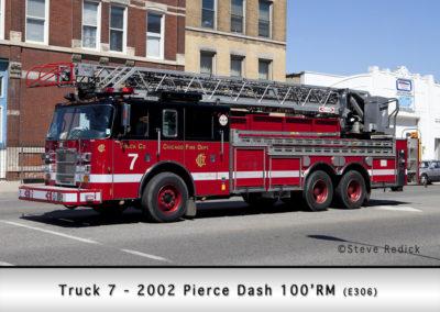 Chicago FD Truck 7