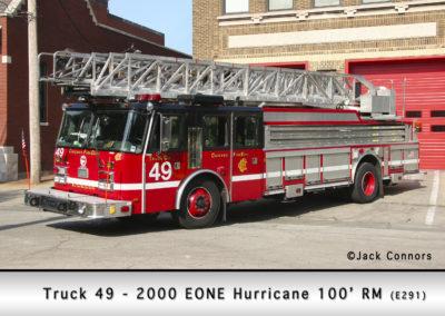 Chicago FD Truck 49