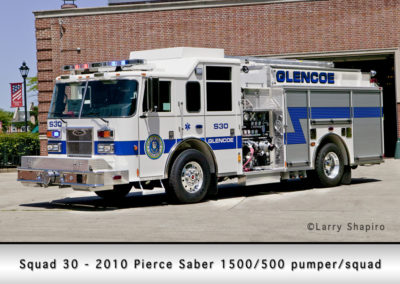 Glencoe Squad 30
