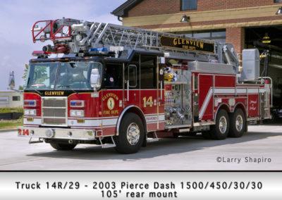 Northfield Fire Department Truck 29