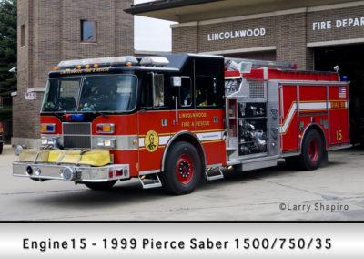 Lincolnwood FD Engine15