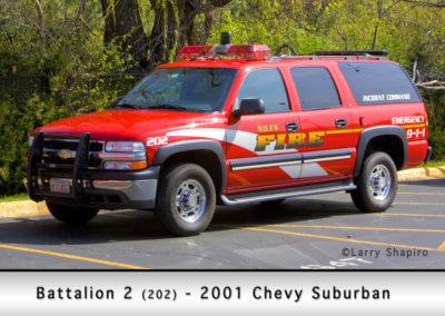 Niles Fire Department Battalion 2