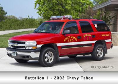 North Maine FPD Battalion 1