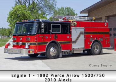 North Maine FPD Engine 1R