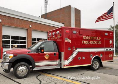 Northfield Ambulance 29