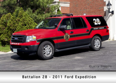 Winter Fire Department Battalion 28