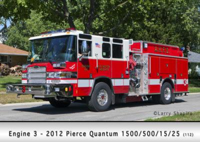 Arlington Heights FD Engine 3