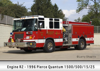 Arlington Heights FD Engine 2R