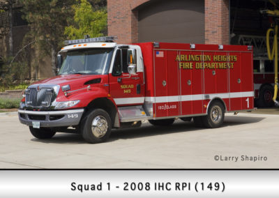 Arlington Heights FD Squad 1