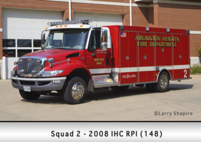 Arlington Heights FD Squad 2