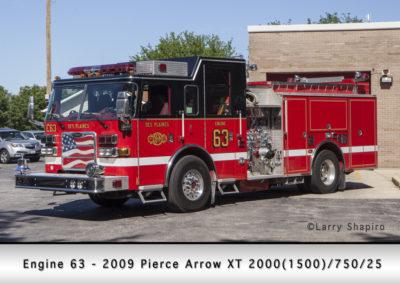 Des Plaines FD Engine 63