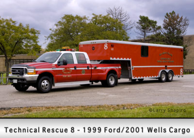 Elk Grove Village FD Technical Rescue 8