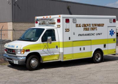 Elk Grove Township FPD Ambulance 323
