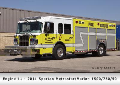 Elk Grove Township FPD Engine 11