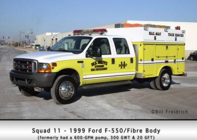 Elk Grove Township FPD Squad 11
