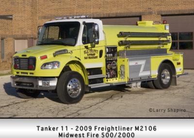 Elk Grove Township FPD Tanker 11