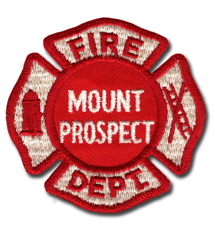 Mount Prospect FD patch