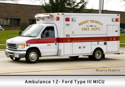 Mount Prospect FD Ambulance 12R