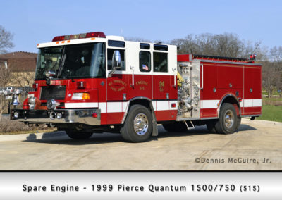 Mount Prospect FD Engine 14R