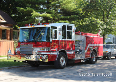 Mount Prospect Engine 12