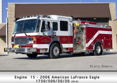 Rolling Meadows FD Engine 15