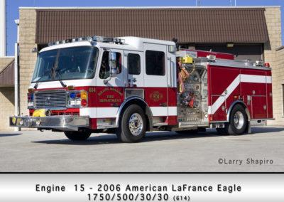Rolling Meadows FD Engine 15
