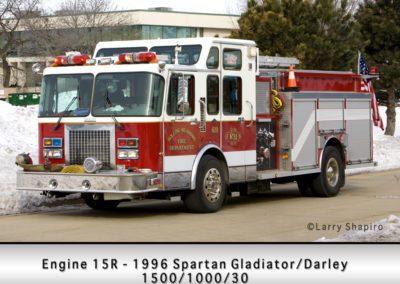 Rolling Meadows FD Engine 15R
