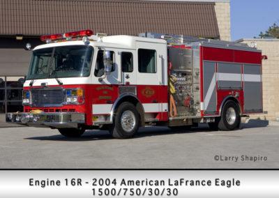 Rolling Meadows FD Engine 16R