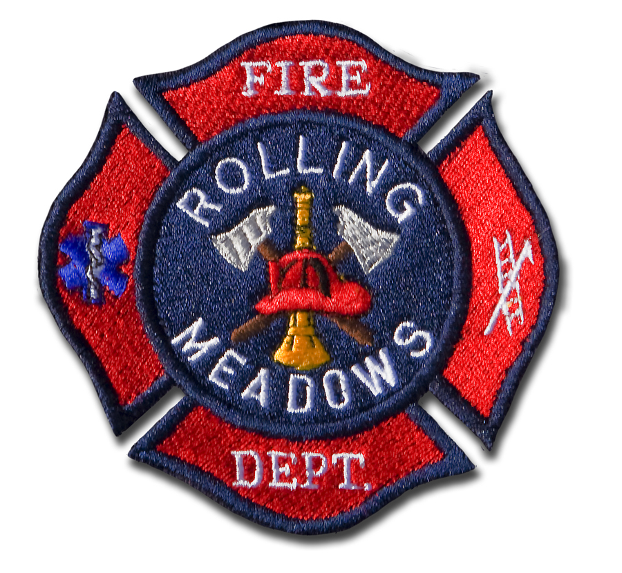Rolling Meadows FD patch