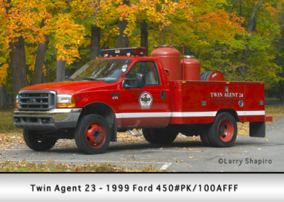 Wheeling FD Twin Agent 23