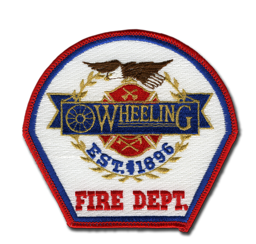 Wheeling FD patch