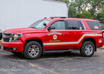 Countryside Fire Protection District Chief 4100