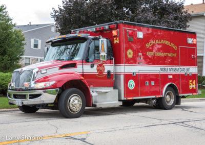 Schaumburg Fire Department Ambulance 54