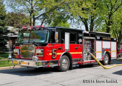 Morton Grove Fire Department Engine 5