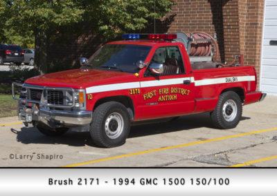 Antioch Fire Department 2171