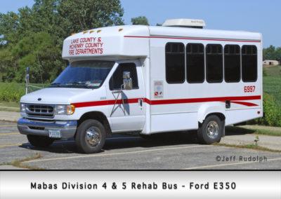 Mabas Division 4 & 5 Rehab Bus