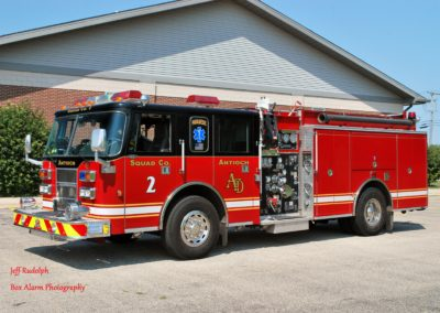 Antioch Fire Department Squad 2