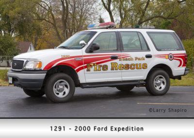 Beach Park Fire Department 1291