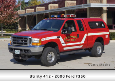 Countryside Fire Protection District Utility 412