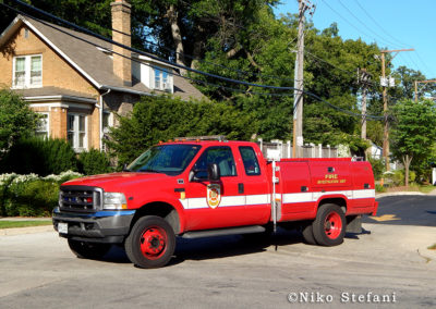 Evanston FD Fire Investigation Unit